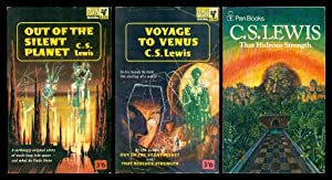 THE COSMIC TRILOGY: Out of the Silent: Lewis, C. S.