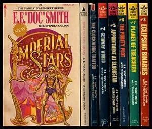 THE FAMILY D'ALEMBERT: 1: Imperial Stars; 2: Smith, E. E.