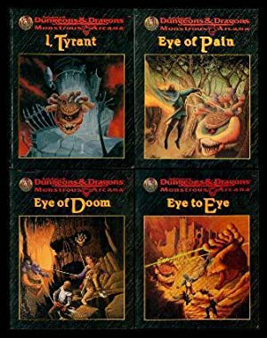 I TYRANT - Monstrous Arcana - with: Allston, Aaron; Reid,