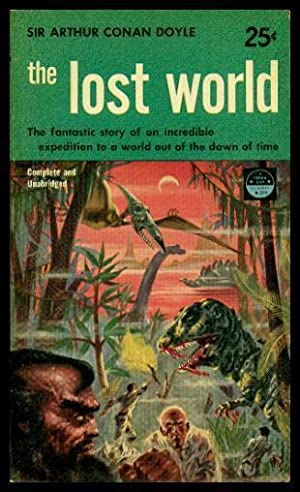 THE LOST WORLD - A Professor Challenger: Doyle, Sir Arthur