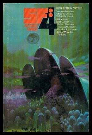 SF - Author's Choice 4: Harrison, Harry (editor)