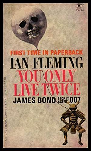 YOU ONLY LIVE TWICE - A James: Fleming, Ian