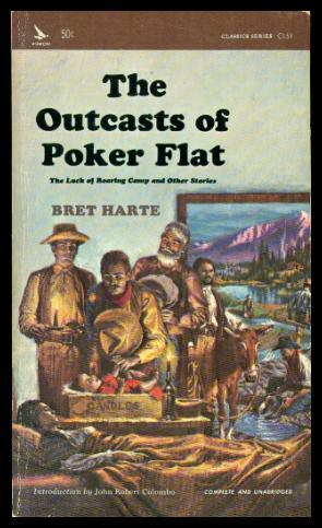 THE OUTCASTS OF POKER FLAT - The: Harte, Bret (introduction