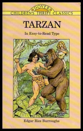TARZAN: Burroughs, Edgar Rice