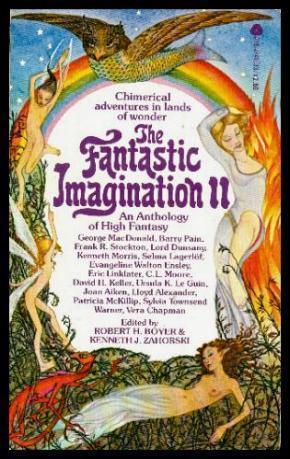THE FANTASTIC IMAGINATION (2) (ii) Two: Boyer, Robert H.;