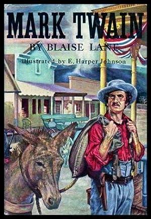 MARK TWAIN - Adventure in Old Nevada: Lane, Blaise (re:
