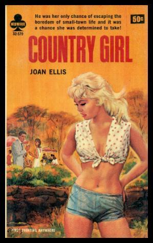 COUNTRY GIRL: Ellis, Joan (pen