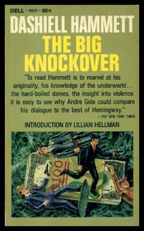 THE BIG KNOCKOVER - The Continental Op: Hammett, Dashiell (introduction