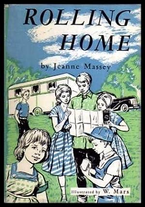 ROLLING HOME: Massey, Jeanne