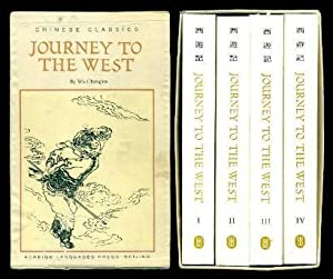 JOURNEY TO THE WEST - in four volumes