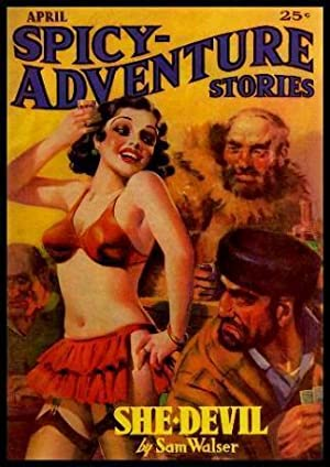 SPICY ADVENTURE STORIES - Volume 4, number: Anonymous. (editor) (Sam