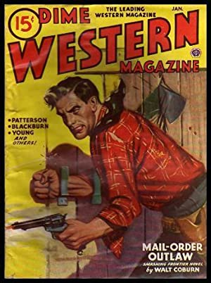 DIME WESTERN - Volume 35, number 1 - January 1946