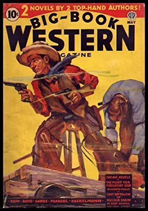 BIG BOOK WESTERN - Volume 10, number 2 - May 1942