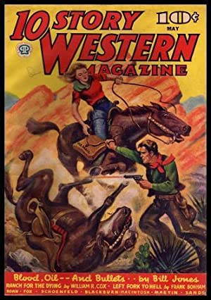 10 STORY WESTERN - Volume 17, number 3 - May 1942