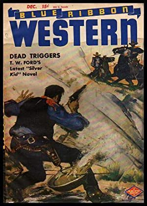BLUE RIBBON WESTERN - Volume 8, number 4 - December 1945