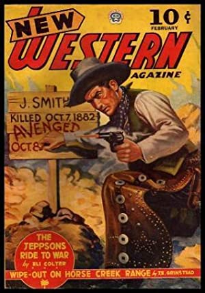 NEW WESTERN - Volume 5, number 3 - February 1943