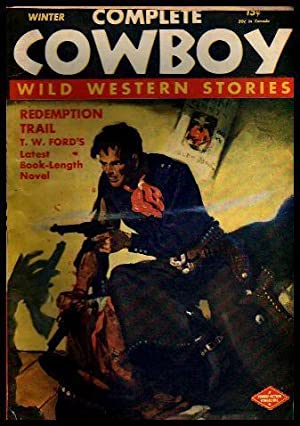 COMPLETE COWBOY - Wild Western Stories - Volume 6, number 4 - Winter 1946