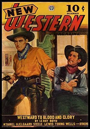 NEW WESTERN - Volume 6, number 7 - December 1943
