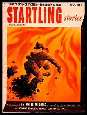 STARTLING STORIES - Volume 31, number 1: Mines, Samuel (editor)