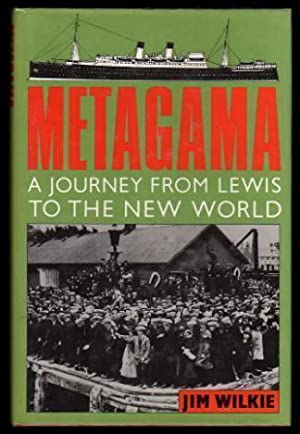 METAGAMA - A Journey from Lewis to: Wilkie, Jim