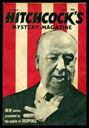 ALFRED HITCHCOCK'S MYSTERY - Volume 14, number: Hutter, Ernest M.