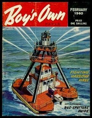 BOY'S OWN PAPER - Volume 82, number: Cox, Jack (editor)