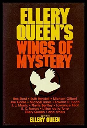 WINGS OF MYSTERY: Queen, Ellery (editor)