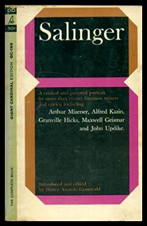 SALINGER - A Critical and Personal Portrait