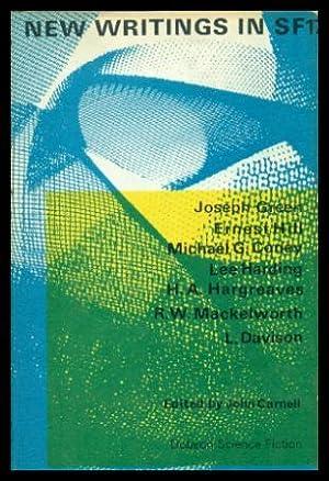 NEW WRITINGS IN SF 17: Carnell, John (editor)