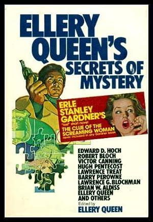 ELLERY QUEEN'S SECRETS OF MYSTERY: Queen, Ellery (editor)