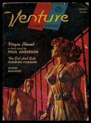VENTURE - Volume 1, number 1 -: Mills, Robert P.