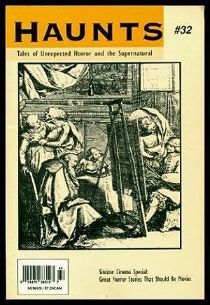 HAUNTS - Tales of Unexpected Horror and: Cherkes, Joseph K.