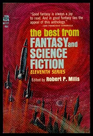 THE BEST FROM FANTASY AND SCIENCE FICTION: Mills, Robert P.