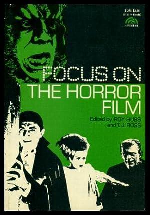 FOCUS ON HORROR FILM: Huss, Roy; Ross,