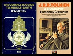 THE COMPLETE GUIDE TO MIDDLE EARTH - with - J. R. R. TOLKIEN - A Biography
