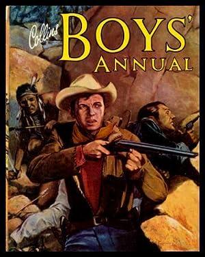 COLLINS BOYS' ANNUAL: Anonymous (editor) (John