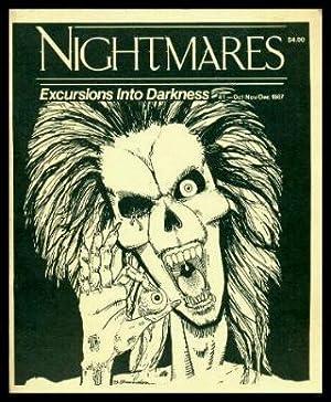 NIGHTMARES: Excursions into Darkness - Issue (1): Becker, Scott (editor)