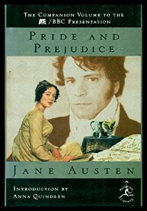 PRIDE AND PREJUDICE: Austen, Jane (introduction