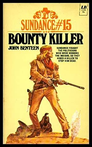 BOUNTY KILLER - A Sundance Western Adventure