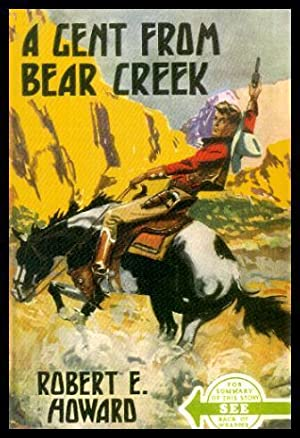 A GENT FROM BEAR CREEK - Breckinridge Elkins