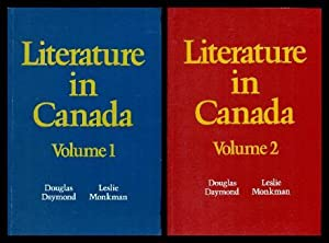 LITERATURE IN CANADA - Volume 1 and Volume 2