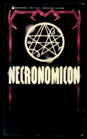 NECRONOMICON: Simon (editor) (re: