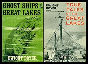 GHOST SHIPS OF THE GREAT LAKES - with - TRUE TALES OF THE GREAT LAKES