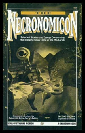 THE NECRONOMICON - Selected Stories and Essays: Price, Robert M.