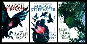 THE RAVEN CYCLE: The Raven Boys; The: Stiefvater, Maggie