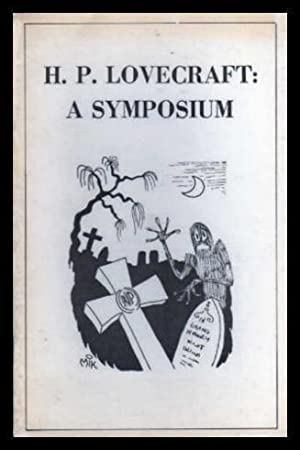 H. P. LOVECRAFT: A Symposium - October 24 1963