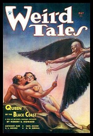 WEIRD TALES - Volume 23, number 5: Wright, Farnsworth (editor)