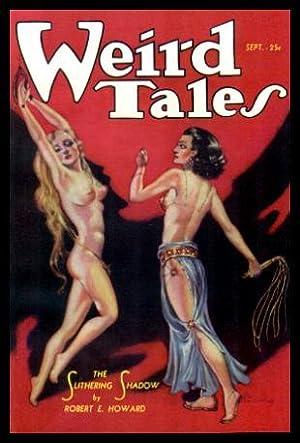 WEIRD TALES - Volume 22, number 3: Wright, Farnsworth (editor)