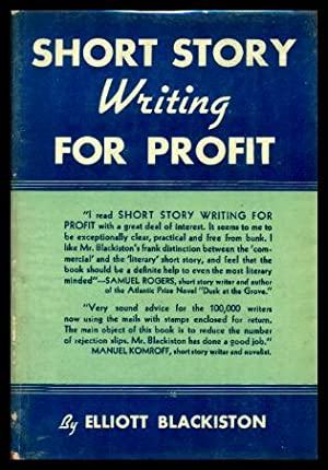 SHORT STORY WRITING FOR PROFIT