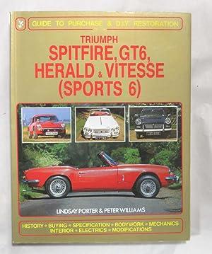 Triumph Spitfire, Gt6, Vitesse and Herald: Guide: Porter, Lindsay